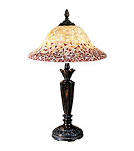 Dale Tiffany Cassidy Mosaic Table Lamp