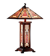 Dale Tiffany Woodruff Table Lamp
