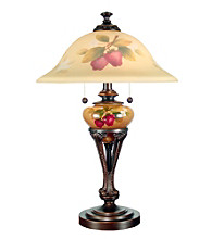 Dale Tiffany Milla Hand Painted Table Lamp