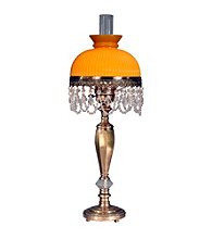 is thDale Tiffany Diego Hurricane Table Lamp