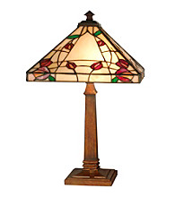 Dale Tiffany Rose Mission Table Lamp