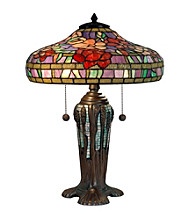 Dale Tiffany Peony Tiffany Replica Table Lamp