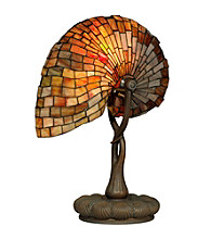 Dale Tiffany Nautilus Tiffany Replica Table Lamp