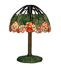 Dale Tiffany Lotus Tiffany Replica Table Lamp