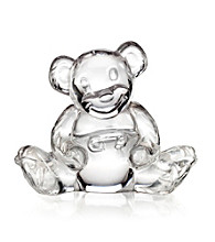 Waterford® Crystal Tender Animals Teddy Bear with Diaper