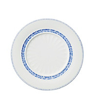 Villeroy & Boch® Farmhouse Relief Blue Dinner Plate