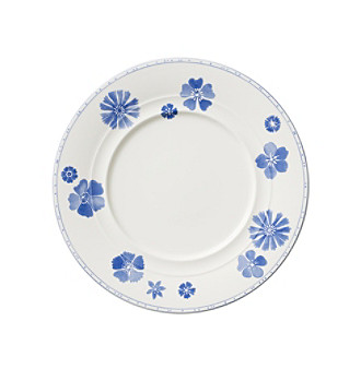 Villeroy & Boch® Farmhouse Touch Blue Flowers Salad Plate