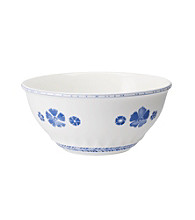 Villeroy & Boch® Farmhouse Touch Blue Flowers Medium Vegetable Bowl