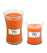 WoodWick® Pumpkin Butter Jar Candles by Virginia Candle Company™