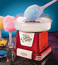 Nostalgia Electrics® Retro Series™ Hard And Sugar-Free Cotton Candy Maker