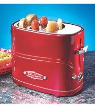 Nostalgia Electrics® Red Pop-Up Hot Dog Toaster