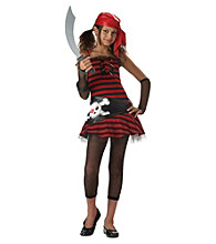 Pirate Girl Tween Costume