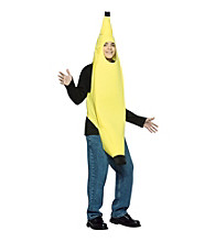 Banana Teen Costume
