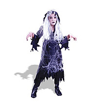 Spiderweb Gauze Ghost Child's Costume