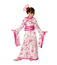 Asian Princess Child's Costume