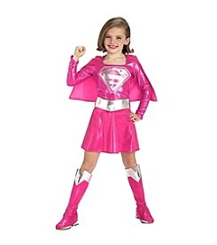 DC Comics® Pink Supergirl Child Costume