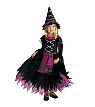 Fairytale Witch Toddler's Costume