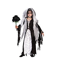 Coffin Bride Child's Costume