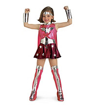 Pink Wonder Woman Child's Costume
