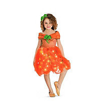 Pumpkin Princess Child's Costume