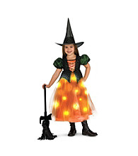 Twinkle Witch Toddler/Child's Costume