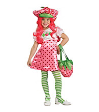 Deluxe Strawberry Shortcake® Toddler/Child's Costume