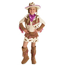 Rhinestone Cowgirl Child's Costume