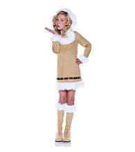 Eskimo Girl Child's Costume