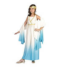 Greek Goddess Child's Costume