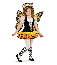 Monarch Butterfly Child's Costume
