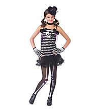 Skeleton Sweetie Child's Costume