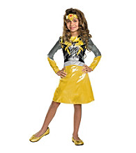 Transformers 3: Dark of the Moon Movie - Bumblebee Girl Toddler/Child's Costume