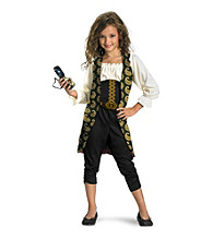 Pirates of the Caribbean 4: On Stranger Tides - Angelica Child's Costume