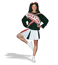 Saturday Night Live® Spartan Cheerleader Female Adult Costume