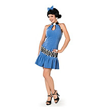 The Flintstones Betty Plus Adult Costume