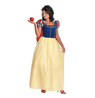Snow White and the Seven Dwarfs Snow White Deluxe Adult Costume