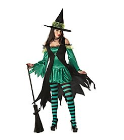 Emerald Witch Adult Costume