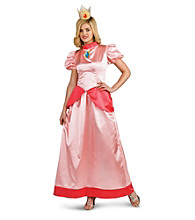 Super Mario Bros. - Princess Peach Adult Costume
