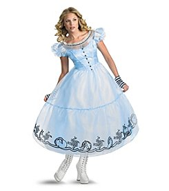 Alice in Wonderland® Movie - Deluxe Alice Adult Costume