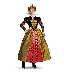 Alice In Wonderland® Movie Deluxe Red Queen Adult Costume