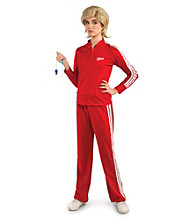 Glee - Sue Track Suit Adult Costume