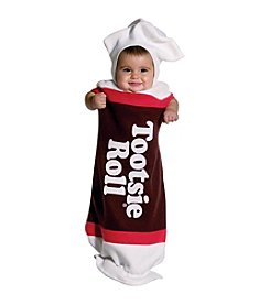 Tootsie Roll Baby Bunting Infant Costume
