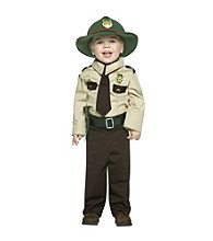 Future Trooper Toddler Costume