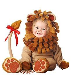 Lil' Lion Elite Collection Infant/Toddler Costume
