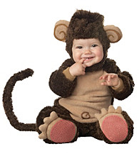 Lil' Monkey Elite Collection Infant/Todler Costume