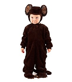 Plush Monkey Newborn/Infant Costume