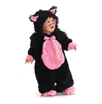Black Kitty Infant/Toddler Costume