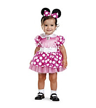 Mickey Mouse® Clubhouse - Pink Minnie Mouse Infant Costume
