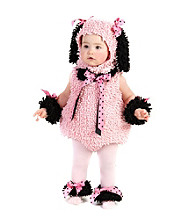Pink Poodle Infant/Toddler Costume