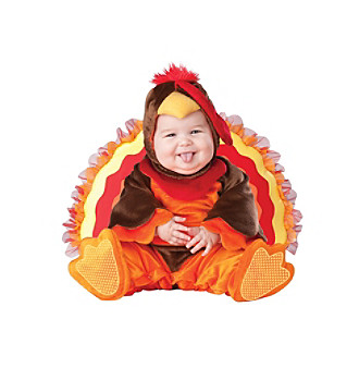Lil' Gobbler Infant/Toddler Costume
